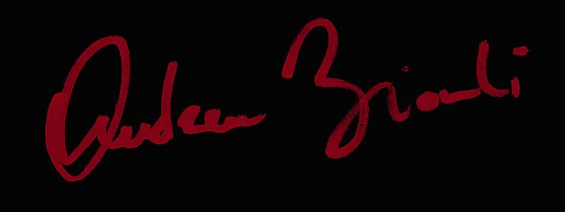 andrea biondi signature