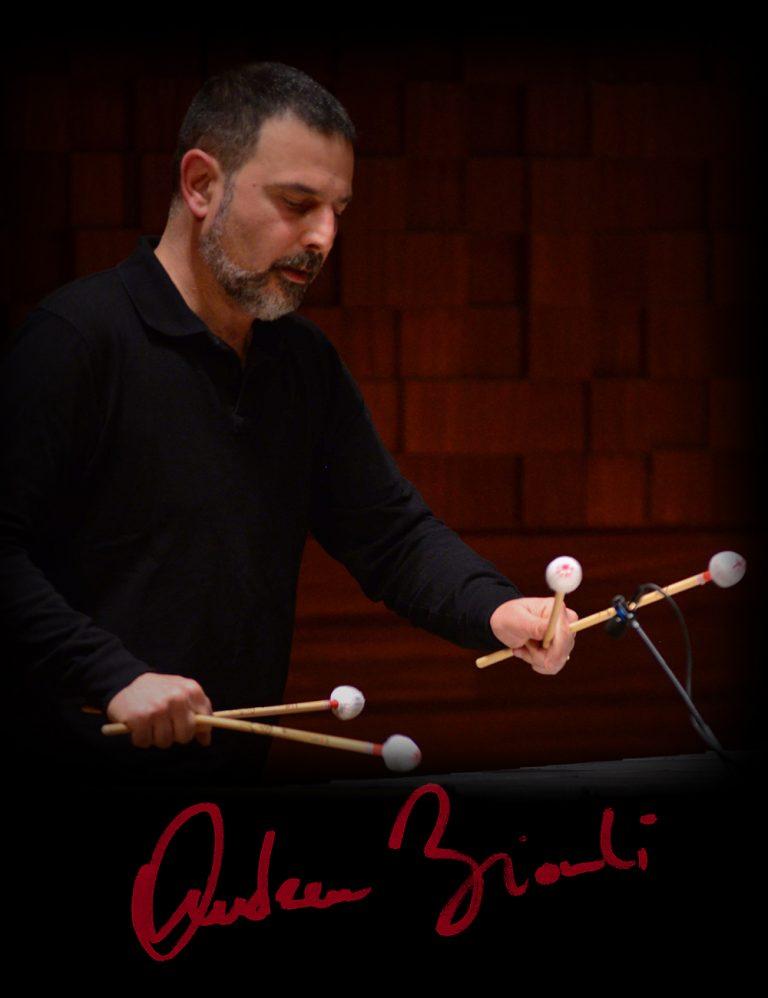 andrea biondi percussioni