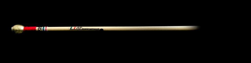 bacchette percussioni artigianali glockenspiel