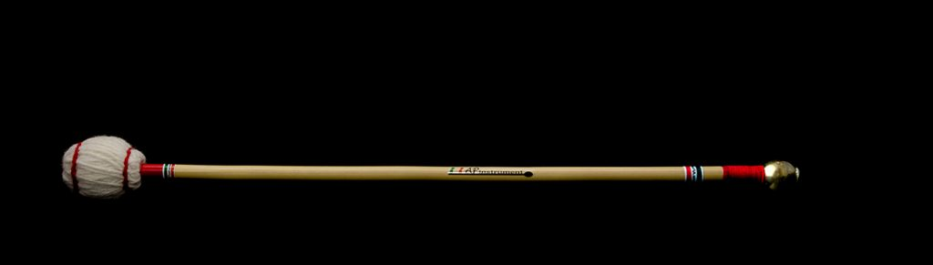 bacchette percussioni artigianali glockenspiel marimba vibrafono setup