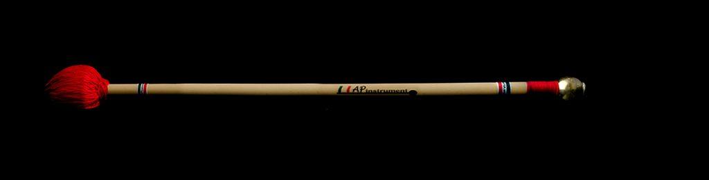 bacchette percussioni artigianali xilofono marimba vibrafono setup