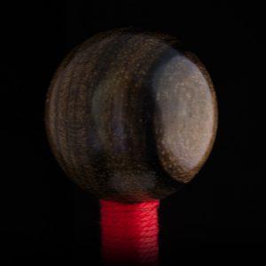 legno ziricote del messico testa bacchette percussioni