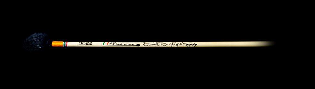 bacchette percussioni artigianali vibrafono daniele di gregorio
