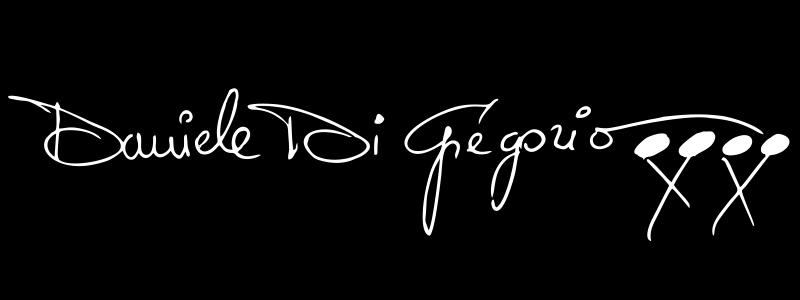 daniele di gregorio signature