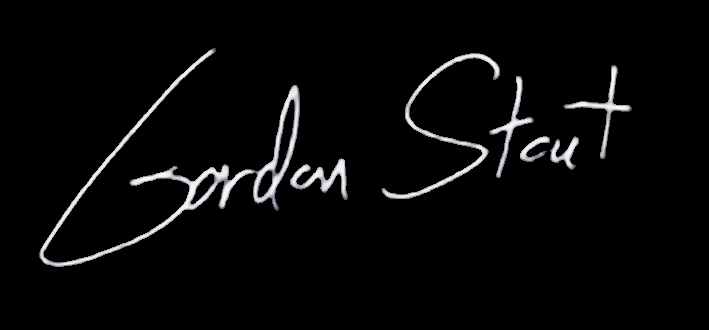 gordon stout signature